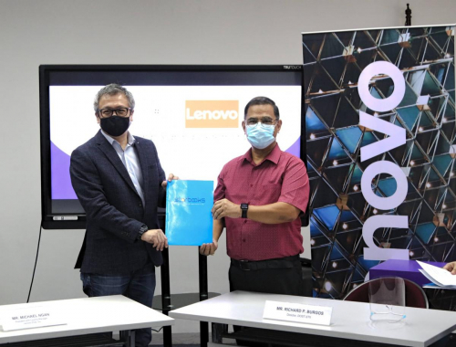 2020-10-22 Brands in synch: Lenovo partners with STARBOOKS, bringing smarter technology for the people
