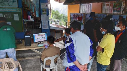 2020-12-04 Operation KAJO with STARBOOKS, Atok, Benguet