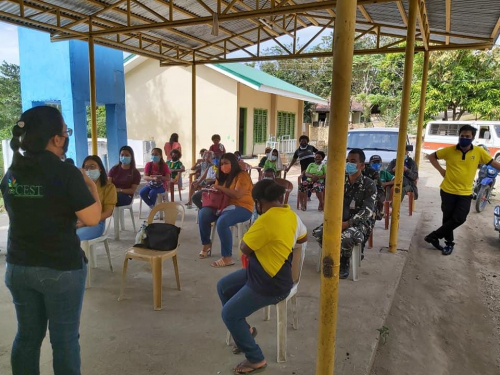 2021-01-15 Training and Demonstration on STARBOOKS for Mawacat Elementary School, Floridablanca, Pampanga