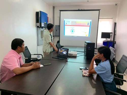 2019-03-26 DOST VIII Orientation & Demo of STARBOOKS to St Scholastica's College Tacloban