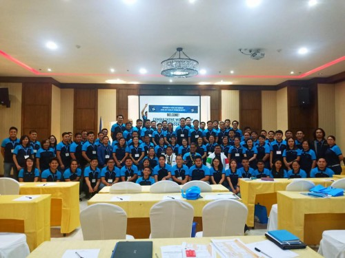 2019-05-0910 2019 Consultative Workshop on the Latest Developments and Contents in STARBOOKS, Cebu City