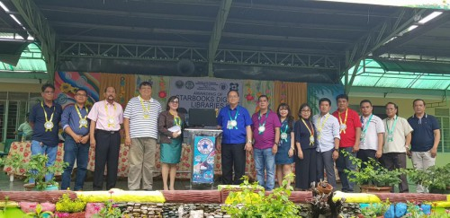 DOST III Turnover ceremony and Training of STARBOOKS in Science City of Muñoz, Nueva Ecija, 02 July 2019