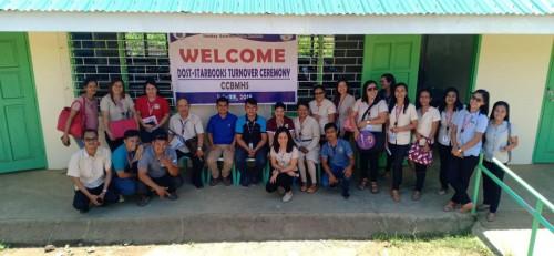 2019-07-11 DOST V STARBOOKS Orientation and Turnover Ceremony at Cristeta Castillo-Bagano Memorial High School, Masbate