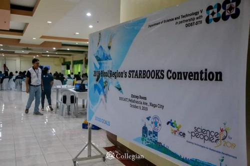 2019-10-09 2019 Bicol Region's STARBOOKS Convention, BISCAST, Naga City