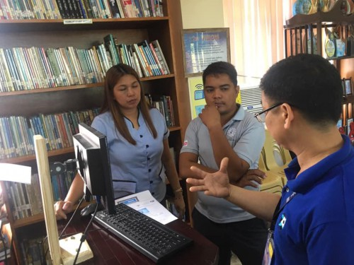 2019-12-10 DOST PSTC-Pampanga STARBOOKS orientation to the librarian and ICT staff