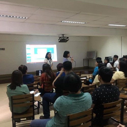 2020-01-17 DOST PSTC-Pampanga STARBOOKS training and orientation at the Republic Central Colleges (RCC), Angeles City