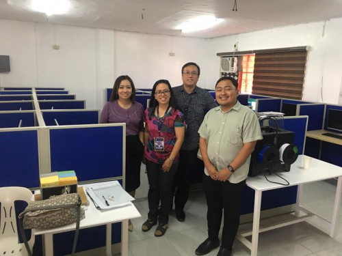DOST PSTC-Pampanga First STARBOOKS Hub in the Province. Collaborated with Mabalacat City College. 06 March 2020